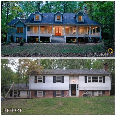 before and after home exterior makeovers 20 home exterior makeover before and after ideas exterior makeover house and curb appeal