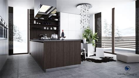 12 Modern Eat-In Kitchen Designs : Modern Eat-in Kitchen Designs