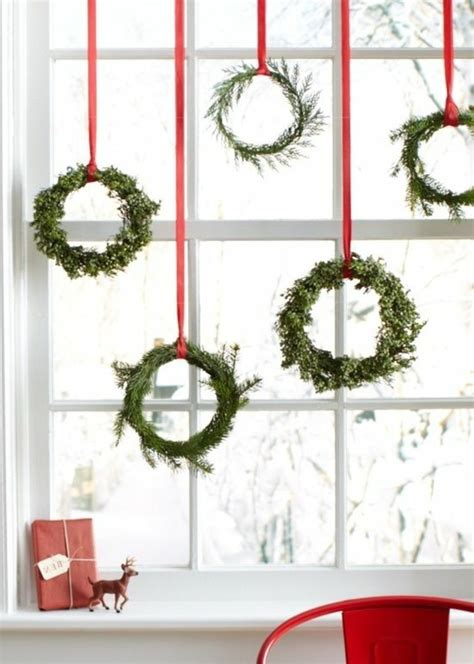 Fensterdekoration Zu Weihnachten by Fensterdeko Zu Weihnachten 104 Neue Ideen Archzine Net