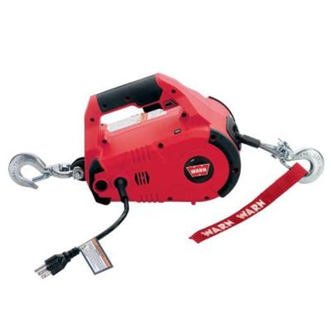 Warn 110volt Ac Pullzall Handheld Electric Portable