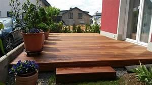 Garten Terrasse Holz Anlegen : garten terrasse holz anlegen cumaru terrassen len glatt ~ Sanjose-hotels-ca.com Haus und Dekorationen