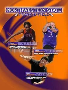2009 Track Media Guide by Northwestern State Athletics - Issuu