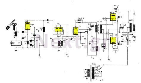 Audio Amplifier Circuit Circuits Next