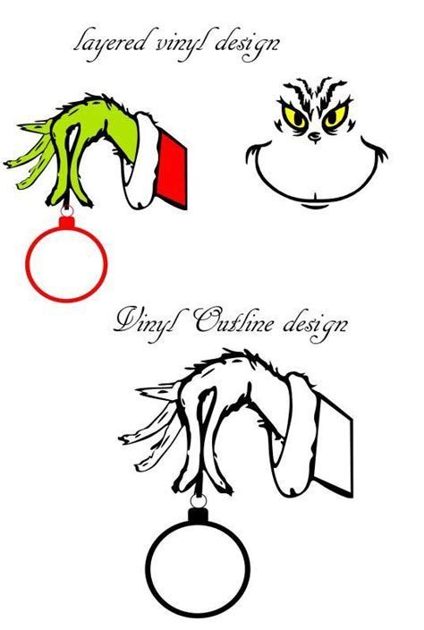 grinch face svg files  cricut yahoo image search