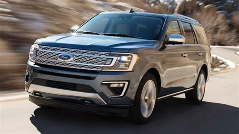 Ford Expedition And Lincoln Navigator Full-size Hybrid