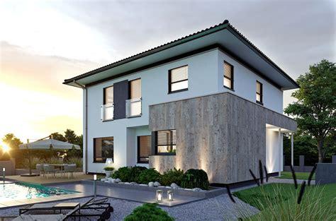 Was Ist Ein Walmdach by Zenker Konzept 155 Fertigteilhaus Mit Walmdach Zenker