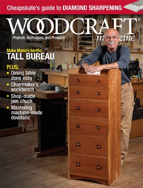 woodcraft magazine projects techniques  products