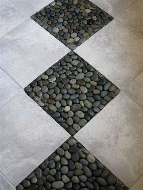 kitchen and bath design awesome bathroom and river rock tile sheets homesfeed
