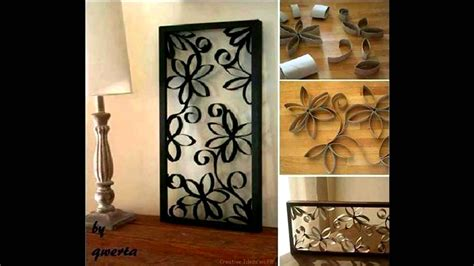 30 Wall Decor Ideas For Your Home: 30 Homemade Toilet Paper Roll Art Ideas For Your Wall
