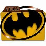 Folder Batman Icon Icons Deviantart Vectorified