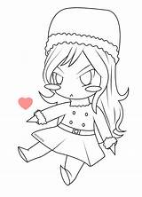 Chibi Fairy Tail Lineart Juvia Drawing Characters Deviantart S2 Anime Coloring Template Sketch Manga Pixgood Credit Larger sketch template
