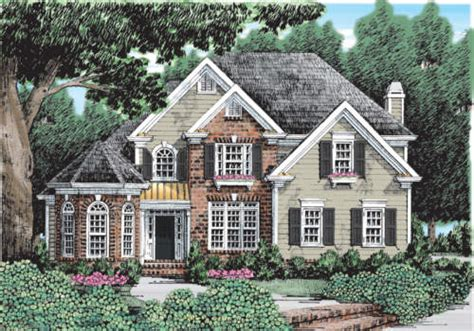 Ambrose House Floor Plan