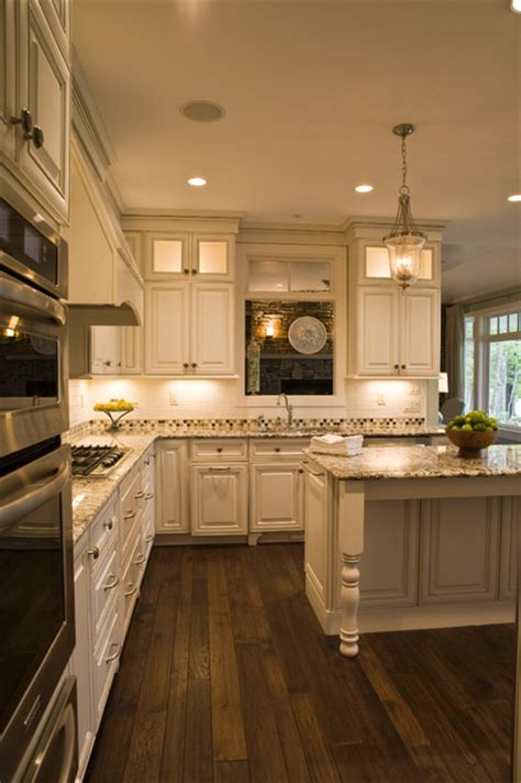 New England Cottage  Contemporary  Kitchen  New York