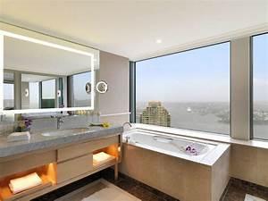 Miroir Rond Lumineux : miroir salle de bain lumineux et clairage indirect en 50 ~ Zukunftsfamilie.com Idées de Décoration
