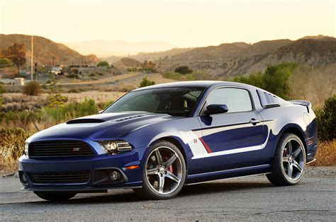 Roush Stage 3 Mustang by 2014 Roush Stage 3 Mustang Autoblog