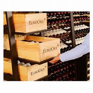 Rangement Bouteille De Vin : caisse en bois pour le rangement de 12 bouteilles de vin eurocave ~ Teatrodelosmanantiales.com Idées de Décoration