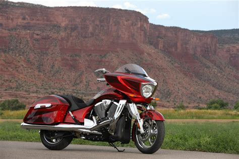 2011 Victory Motorcycles Overview