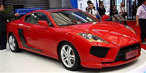 Car Manufacturers China Spreads Into The Supercar? Cars