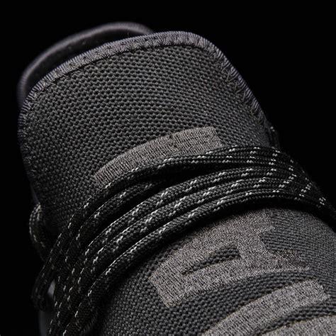pharrell  adidas hu nmd human species black sneaker bar detroit