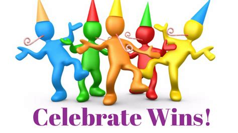 Celebrate Wins - Big and Small - Heather Patterson - Happiness Speaker