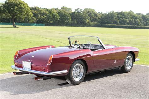 1961 ferrari 250 gte 2+2 series i coupé bonhams the monaco sale 'les grandes marques à monaco' (2021) lot #123: Ferrari 250 Spyder - Talacrest