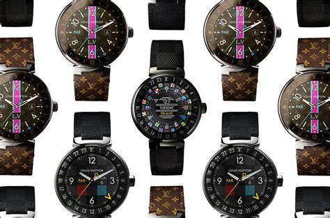 louis vuitton tambour horizon smartwatch global blue