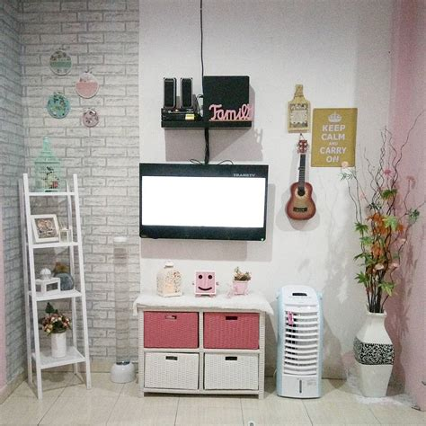 warna putih  pink  paduan  pas  dekorasi