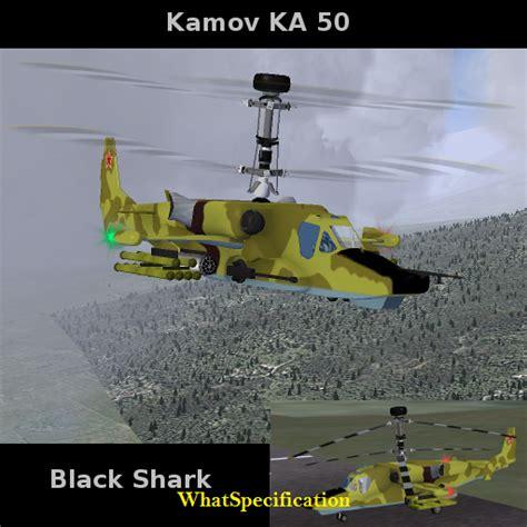 Kamov Ka 50 Black