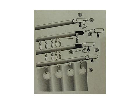 acheter des couteaux de cuisine 20 glisseurs pour rideau à oeillets pour tringle système rail