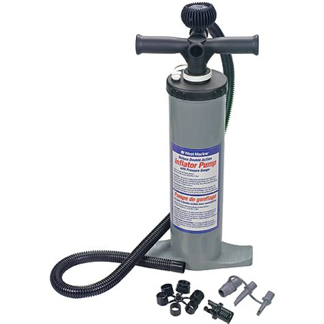 Parts Of An Inflatable Boat by West Marine Inflatable Boat Hand Pump West Marine