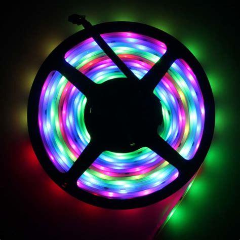 addressable lpd6803 digital led pixel strip lights