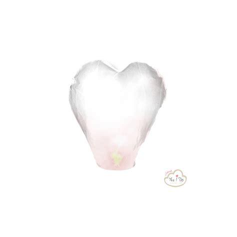 Lanterne Volanti Cuore Lanterna Volante Cuore Bianco Yesido Cloud