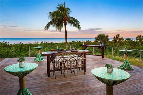 marco island beach wedding  hilton marco island