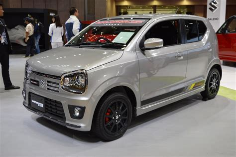 Suzuki Alto Works launched, priced from JPY 1,509,840: Japan