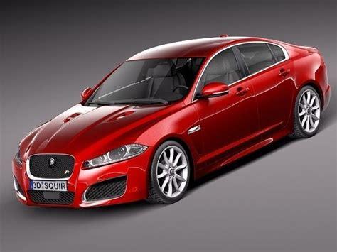 Jaguar Models 2014 by Jaguar Xf R 2014 3d Model Max Obj 3ds Fbx C4d Lwo