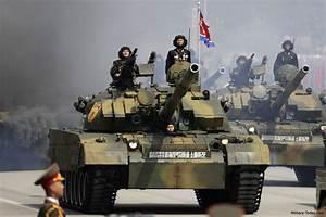 Unidentified North Korean Main Battle Tank Images