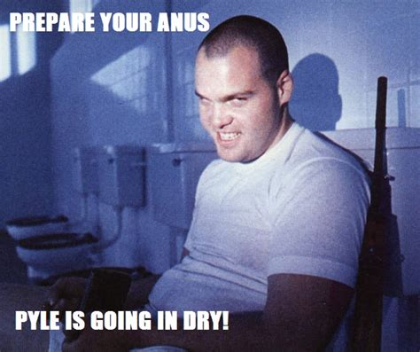 Full Metal Jacket Meme - full metal jacket meme gomer pyle imgur