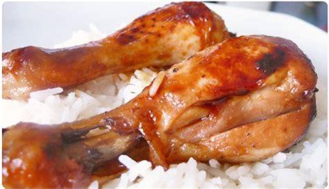 cuisine thailandaise recette pilons de poulet laqués à la chinoise chefnini