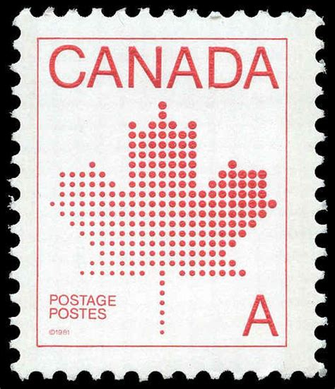 postage to canada letter canada 907iii maple leaf 1981 a 30 162 canada sts 49120