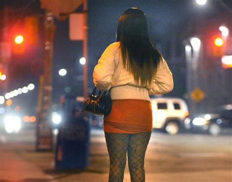 tories call   research  prostitution laws