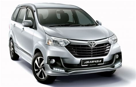 Toyota Avanza Image by Gallery Toyota Avanza Facelift Now On Sale In M Sia