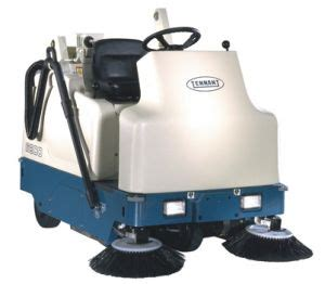 riding foor sweeper and floor scrubber rentals in windsor