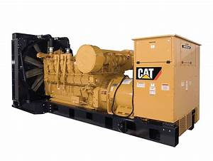 New 3512a Generator Set For Sale