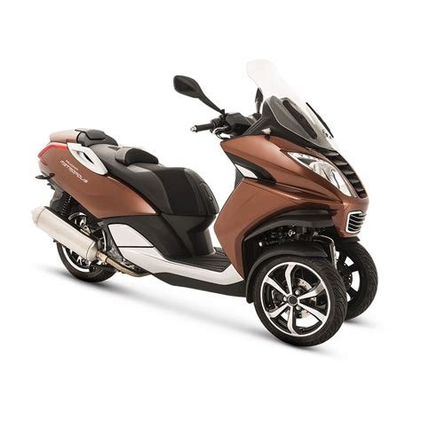 Scooter Peugeot by Nottingham Scooters Peugeot Metropolis 400 Abs Three