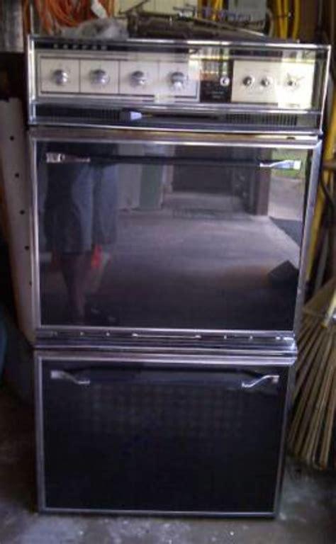 vintage ovens tappan ges frigidaire