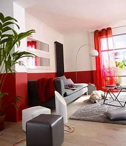 Couleur De Peinture Pour Salon : comment apporter de la couleur dans le salon facilement ~ Melissatoandfro.com Idées de Décoration