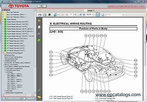 Toyota Avensis  Repair Manual  Cars Repair Manuals