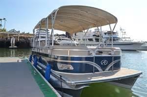 Pontoon Boat Rentals Newport Beach