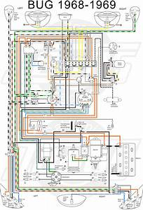 Volkswagen Beetle 1968 77 Owners Workshop Wiring Diagram