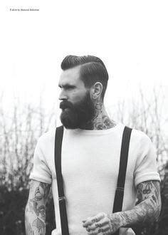rockin rockabilly hairstyles  men